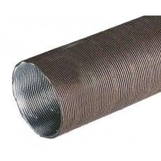 1MT TUBO VENTILAZIONE (CARTONE MARRONE) - Ø 32 MM