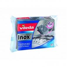 SPUGNA ABRASIVO INOX CLEAN&SHINE