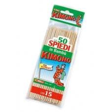 SPIEDI KIMONO BAMBU CM.15 D.2,5 PZ.50