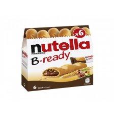 NUTELLA B-READY 132GR - 6 BARRETTE