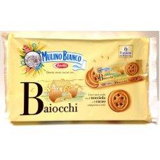 MULINO BIANCO - BAIOCCHI NOCCIOLE CACAO 336GR