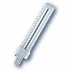 LAMPADA DULUX S 7W  827 G23 BLI