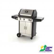 BARBEQUE GAS 3F DELUXE - 127X65X112 CM