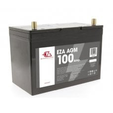 BATTERIA POWER-LINE AGM - 100AH - LUNGHXALTXPROF 306 X 215 X 169 MM