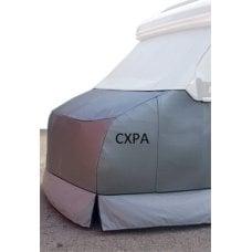 OSCURANTE ESTERNO COFANO - COVER CLASS CXPA TRANSIT 2012-2014 CON BANDELLA