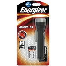FLASHLIGHTS - TORCIA LED DOTATA DI MAGNETE 2AA INCLUSE - MAGNET LIGHT