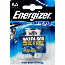 ENERGIZER ULTIMATE - LITIO (LITHIUM MANUFACTURED) - STILO AA