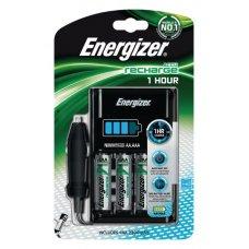 CARICATORI ENERGIZER -  1HR CHARGER EU &CAR ADAPTOR+4AA EXTREME 2300