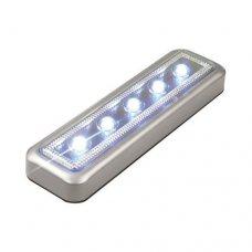 LAMPADA PLAFONIERA 5 LED BIANCO