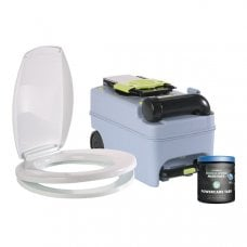 KIT RINNOVO CASSETTA WC DOMETIC CT3000 / CT4000 - RENEW KIT