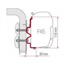 ADAPTER F45 HYMER CAMP 450