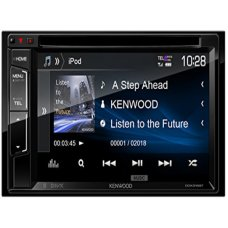 DDX318BT KENWOOD - MONITOR TOUCHSCREEN 2 DIN 6,1 RDS 50X4 CD/ MP3 + FLAC + DVD/