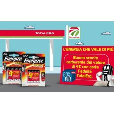 Energizer MAX Total-Erg - STILO AA