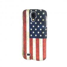 PROMO USA FLAG TPU COVER GALAXY S4 MINI