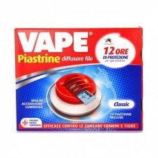 VAPE ELETTRO DIFFUSORE + 10PIASTRINE