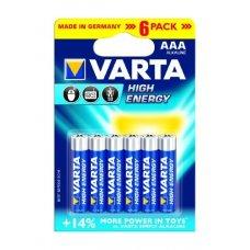 VARTA - HIGH ENERGY 6AAA