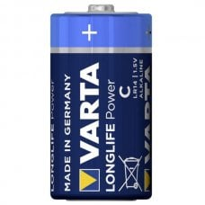 VARTA - C (1/2 TORCIA) - HIGH ENERGY X2