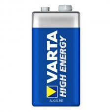 VARTA - 9V (9 VOLT) - HIGH ENERGY X1