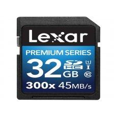 SCHEDA MEMORIA - 32GB SDHC 300X PREMIUM II (CLASS 10) U1