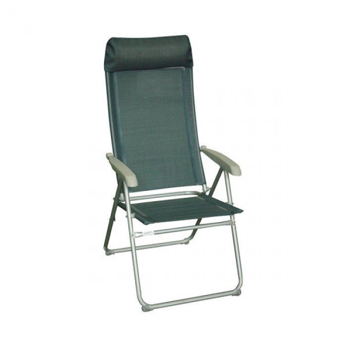 Sedie A Sdraio Torino.Sedia Sdraio Pieghevole In Alluminio 6 Posizioni Fc200