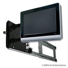 PORTA TV PER LCD ESTENSIBILE CON BRACCETTI  ESCURSIONE 50 CM