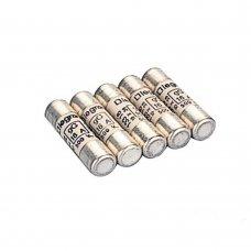 5 fusibili gG ø 10,3x38mm, 16A 500V~, CE