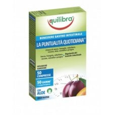 LA PUNTUALITÀ QUOTIDIANA 50 CPR - 6,25 G