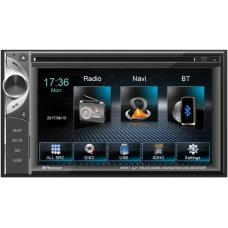 Media Station Led Digitale 6,2' Bluetooth NAVIGATORE GPS integrato Truck - MAPPA