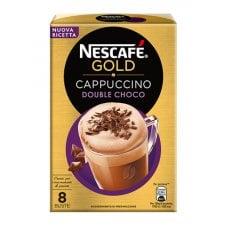 NESCAFÉ GOLD CAPPUCCINO DOUBLE CHOCO
