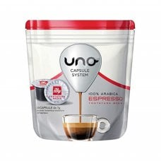 16 CAPSULE UNO SYSTEM TOSTATTURA MEDIA - ILLY
