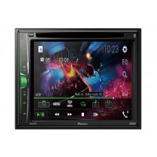 PIONEER AVH-A210BT AUTORADIO 2 DIN ANDROID MIRRORING DVD,USB,BLUETOOTH