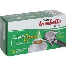 18 CIALDE CAFFE TROMBETTA PIÙ CREMA