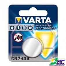 VARTA - PROFESSIONAL ELETTRONICA - CR 2430 (Litio)