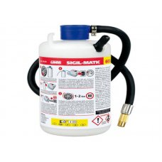 SIGIL-MATIC, KIT LIQUIDO SIGILLANTE PER PNEUMATICI, 600 ML