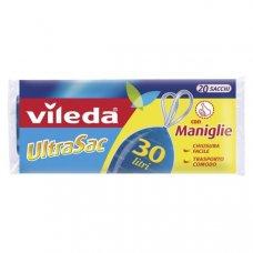 VILEDA ITALIA ULTRASAC MANIGLIE UNIVERSALE - 30LT
