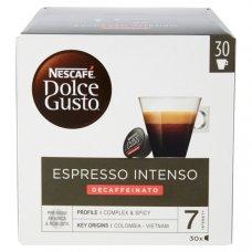 NESCAFE - 30 CAPSULE DOLCE GUSTO ESPRESSO INTENSO DECAFFEINATO