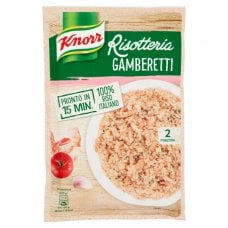 KNORR RISOTTO GAMBERETTI 175GR