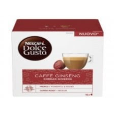 NESCAFE - 16 CAPSULE DOLCE GUSTO GINSENG