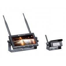 TRUCK GUARDIAN WIRELESS-VIDEOCAMERA+MONITOR