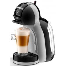 MACCHINA CAFFE NESCAFE DOLCE GUSTO - MINME NERO/GRIGIO BY DELONGHI + 32 CAPSULE
