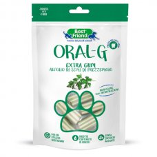 BEST FRIEND ORAL-G BEST FRIEND-ORAL-G,EXTRA GUM, OLIO PREZZEMOLO 75G