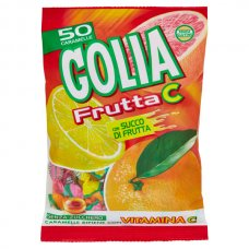 GOLIA FRUTTA C BUSTA 130GR