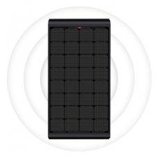 BLACKSOLAR - PANNELLO SOLARE NERO 115WP DIMENSIONI(MM): 1.320 X 530 X 60
