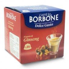 BORBONE - CAPSULA A MODO MIO GINSENG PACK 16 PZ