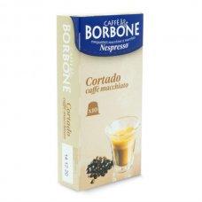 BORBONE - CAPSULA NESPRESSO RESPRESSO CORTADO PACK 10 PZ