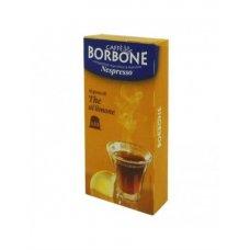 BORBONE - CAPSULA NESPRESSO RESPRESSO THE LIMONE PACK 10 PZ