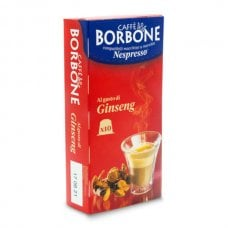 BORBONE - CAPSULA NESPRESSO RESPRESSO GINSENG PACK 10 PZ