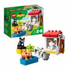 LEGO ANIMALI DELLA FATTORIA