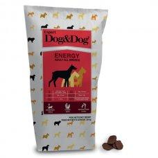 SACCO 20KG MANGIME DOG&DOG EXPERT - ENERGY