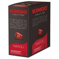 40 CAPSULE COMPATIBILI NESPRESSO - KIMBO NAPOLI